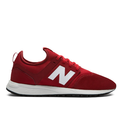 New Balance 247 LFC Men's Sport Style Shoes - Red / White (MRL247OO)
