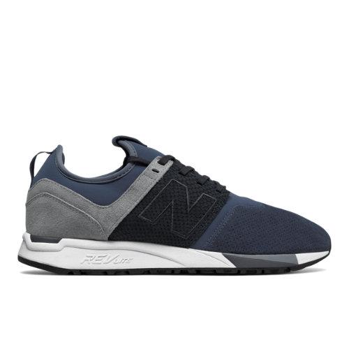New Balance 247 Luxe Men's Sport Style Shoes - Indigo / Navy (MRL247RN)