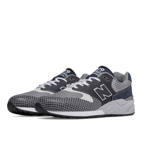New Balance 999 Re-Engineered 90s Running Men's Shoes - Outer Space / Steel (MRL999AJ)