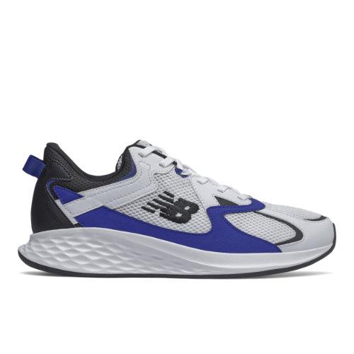 New Balance Fresh Foam Roav NXT Men's Running Shoes - White / Blue (MRNXTLW)