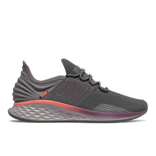 New Balance Fresh Foam Roav Boundries Men's Running Shoes - Grey (MROAVPG)