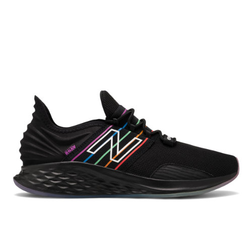 New Balance Fresh Foam ROAV Pride Pack Men's Running Shoes - Black (MROAVSP)