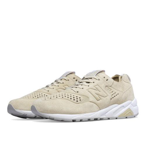 New Balance 580 Deconstructed Men's Shoes - Beige (MRT580DD)