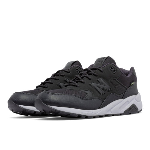 New Balance 580 Gore Tex Men's Outdoor Shoes - Black / White (MRT580XB)