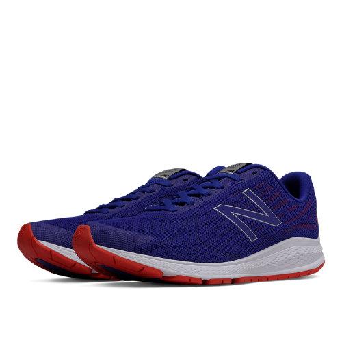 New Balance Vazee Rush v2 Men's Shoes - Blue / Red (MRUSHBO2)