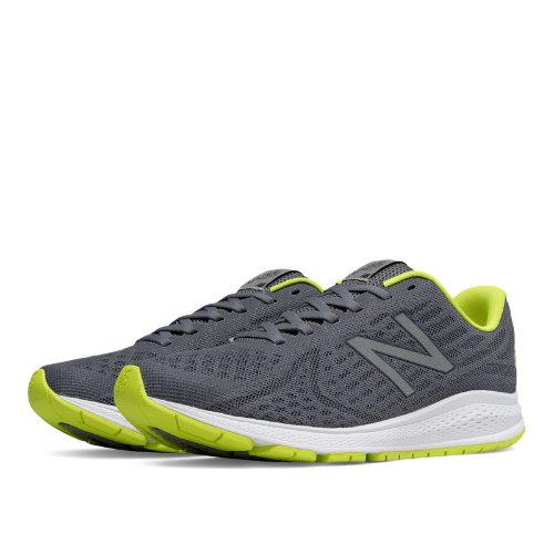 New Balance Vazee Rush v2 Men's Shoes - Grey / Hi-Lite (MRUSHGY2)