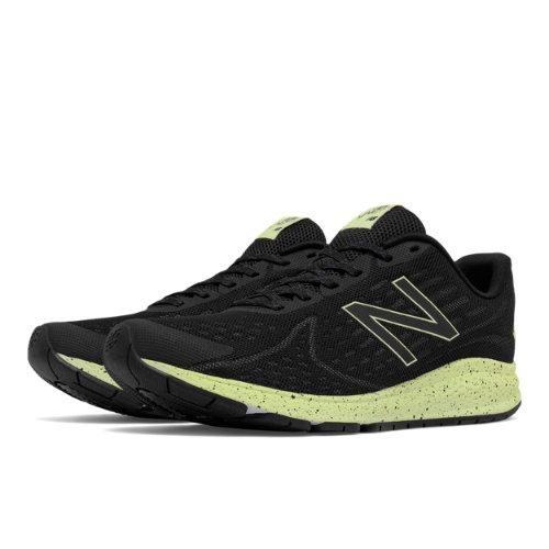 New Balance Vazee Rush v2 Protect Pack Men's Speed Shoes - Black / Silver (MRUSHPJ2)