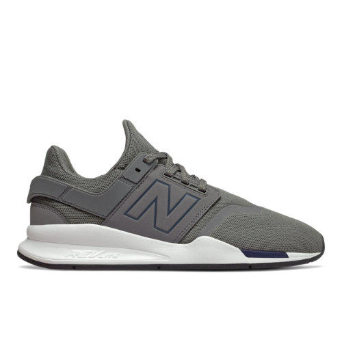 New Balance 247 Men's Sport Style Shoes - Grey (MS247BA)