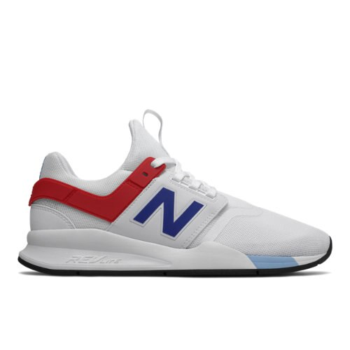 New Balance 247 Deconstructed Men's Sport Style Shoes - White (MS247FO)
