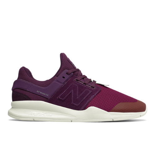 New Balance 247 Time Zone Men's Sport Style Shoes - Purple (MS247NTK)