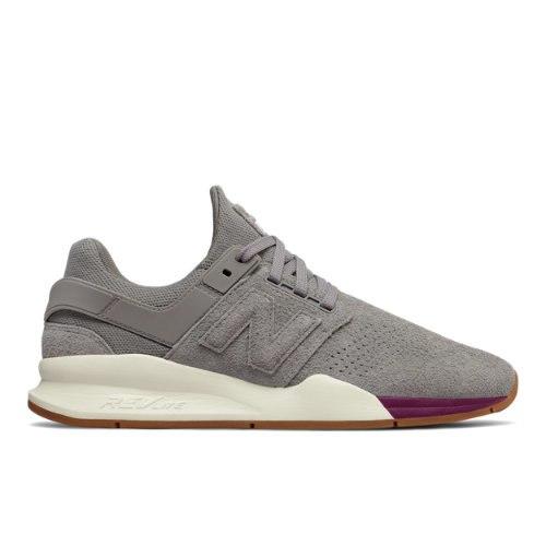 New Balance 247v2 Men's Sport Style Shoes - Grey (MS247OA)