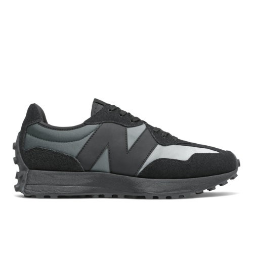 New Balance 327 Men's Lifestyle Shoes - Black / Grey (MS327SB)