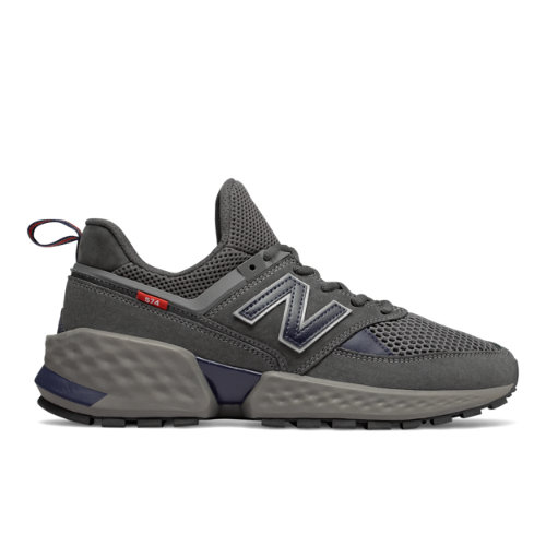 New Balance 574 Sport Men's Sport Style Shoes - Grey (MS574EDN)