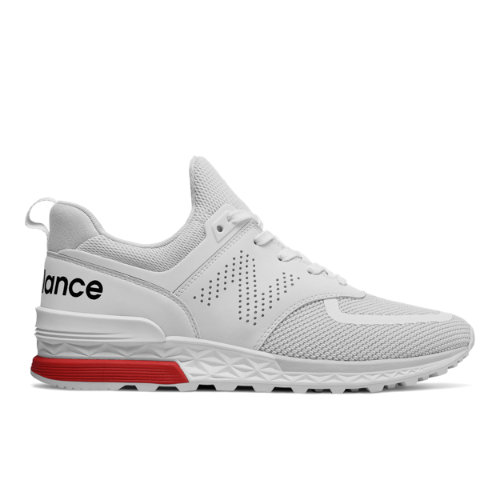 New Balance 574 Sport Men's Sport Style Shoes - Off White (MS574PCW)