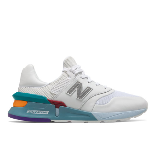 New Balance 997 Sport Men's Sport Style Shoes - White (MS997GFW)