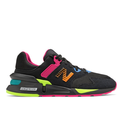 New Balance 997 Sport Men's Sport Style Shoes - Black (MS997JAC)