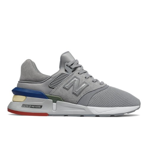 New Balance 997 Sport Components Men's Sport Style Shoes - Grey (MS997XTA)