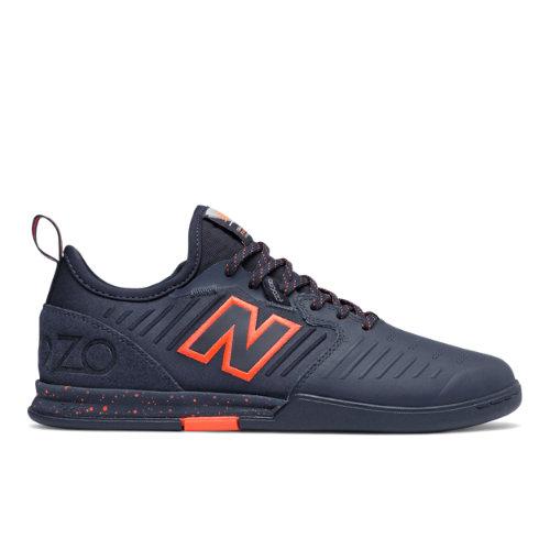 New Balance Audazo v5 Pro IN Men's Soccer Shoes - Navy (MSA1INI5)