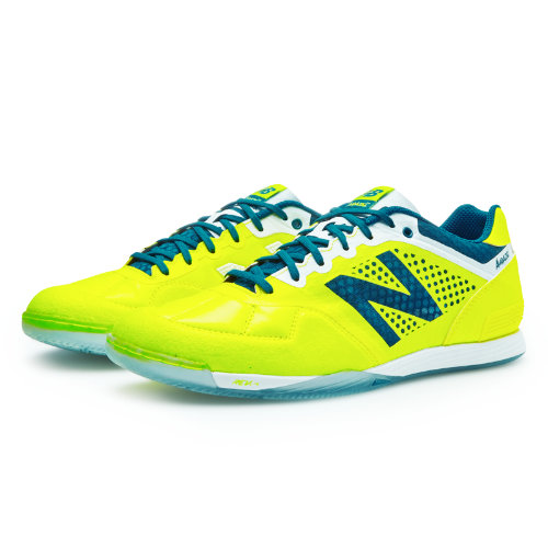 New Balance Audazo Pro Indoor Men's Shoes - Firefly / Castaway (MSADOIFC)