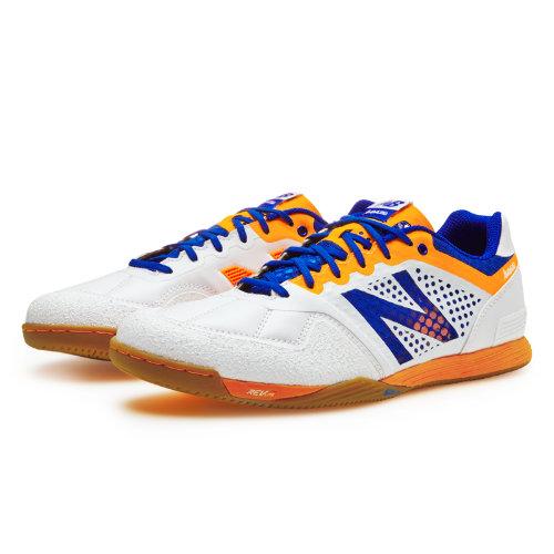 New Balance Audazo Pro Indoor Men's Shoes - White / UV Blue / Impulse (MSADOIWB)