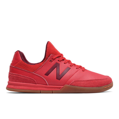 New Balance Audazo v4 Pro IN Unisex Soccer Shoes - Red (MSAPITG4)