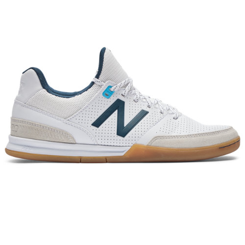 New Balance Audazo v4 Pro IN Unisex Soccer Shoes - White (MSAPIWN4)