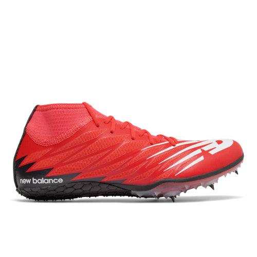 New Balance Spike 100v2 Men's Track Spikes Shoes - Red / Black (MSD100F2)