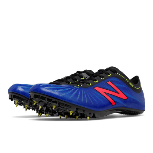New Balance SD200v1 Spike Men's Track Spikes Shoes - Blue / Pink (MSD200BP)