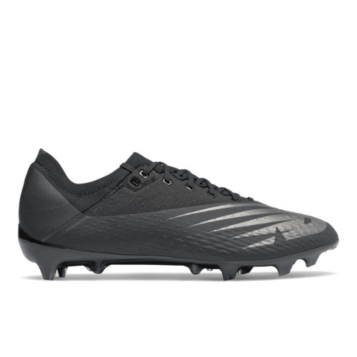 New Balance Furon v6 Destroy FG Men's Soccer Shoes - Black / Silver (MSF2FBS6)