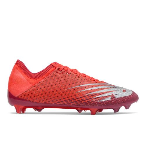 New Balance Furon v6 Destroy FG Unisex Soccer Shoes - Red (MSF2FFC6)