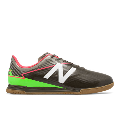 New Balance Furon 3.0 Dispatch IN Men's Soccer Shoes - Green / Pink (MSFDIMP3)