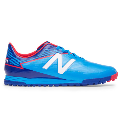 New Balance Furon 3.0 Dispatch TF Men's Soccer Shoes - Blue (MSFDTLT3)