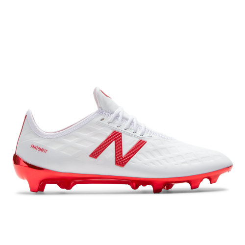 New Balance Furon 4.0 Pro FG Men's Soccer Shoes - White (MSFPFWF4)
