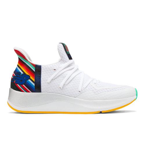 New Balance La Familia Cypher Run Men's Running Shoes - White (MSRMCSW2)
