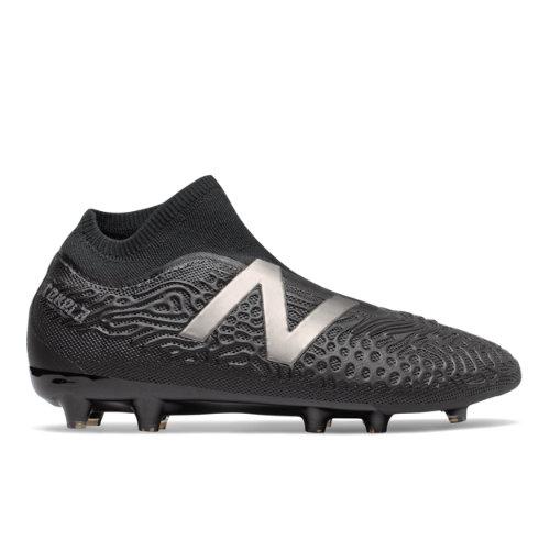 New Balance Tekela v3 Magia FG Men's Soccer Shoes - Black / Grey (MST2FBS3)