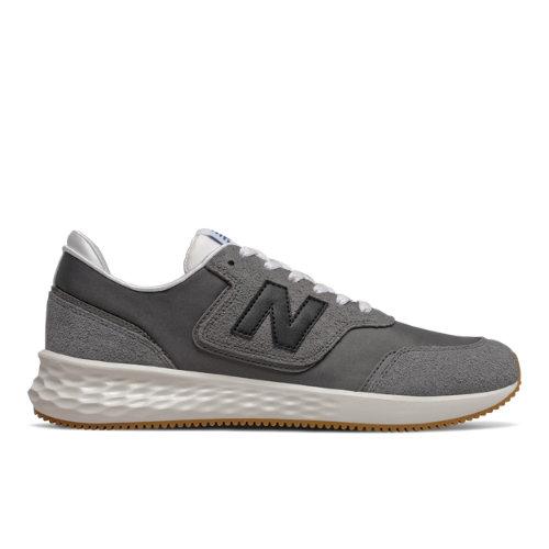 New Balance Fresh Foam X-70 Men's Sport Style Shoes in Grey (MSX70RB)