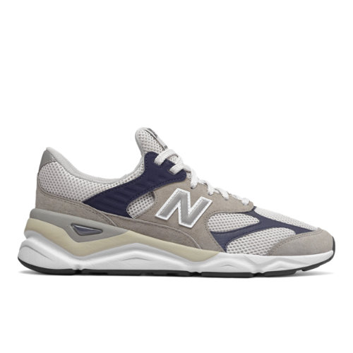 New Balance X-90 Reconstructed Men's Sport Style Shoes - Grey (MSX90RPB)