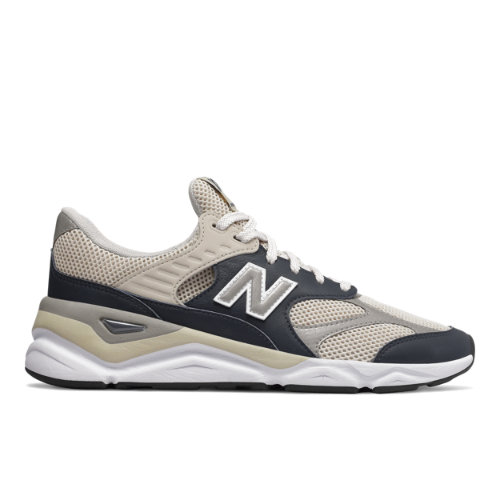 New Balance X-90 Reconstructed Men's Sport Style Shoes - Grey (MSX90RPC)