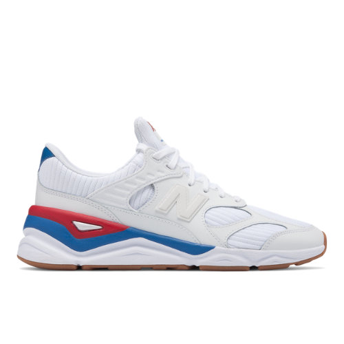 New Balance X-90 Men's Sport Style Shoes - White (MSX90RWB)