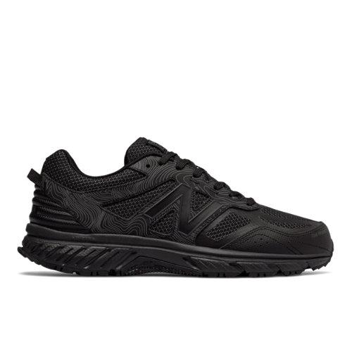 New Balance 510v4 Trail Men's Neutral Cushioned Shoes - Dark Grey (MT510LB4)