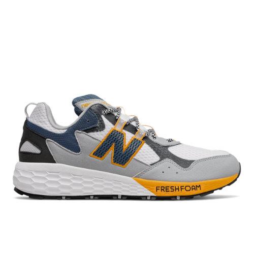 New Balance Fresh Foam Crag v2 Men's Trail Running Shoes - White (MTCRGLW2)