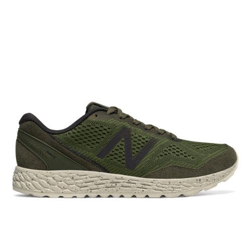 New Balance Fresh Foam Gobi Trail v2 Protect Pack Men's Soft and Cushioned Shoes - Military Green / Black (MTGOBIE2)