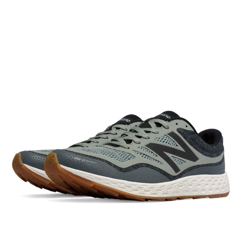 New Balance Fresh Foam Gobi Trail Men's Shoes - Moss Green / Grey (MTGOBIGG)