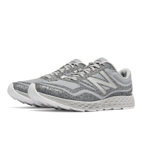 New Balance Fresh Foam Gobi Trail Moon Phase Men's Trail Running Shoes - Silver / Grey (MTGOBISL)