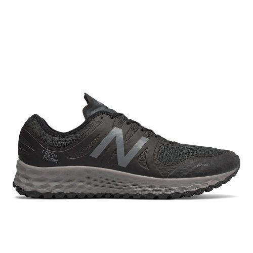 New Balance Fresh Foam Kaymin TRL Men's Neutral Cushioned Shoes - Dark Grey (MTKYMWB1)