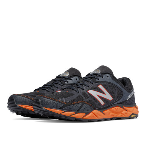 New Balance Leadville v3 Men's Shoes - Black / Orange (MTLEADO3)