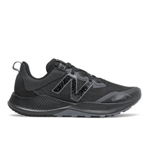 New Balance NITREL v4 Men's Trail Running Shoes - Black (MTNTRLB4)