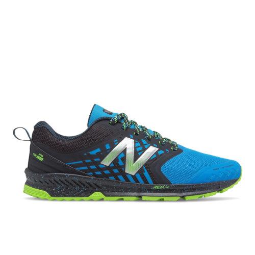 New Balance FuelCore NITREL Trail Men's Trail Running Shoes - Black / Blue (MTNTRLT1)