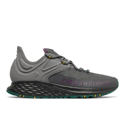 New Balance Fresh Foam Roav Trail Men's Trail Running Shoes - Grey (MTROVRC)