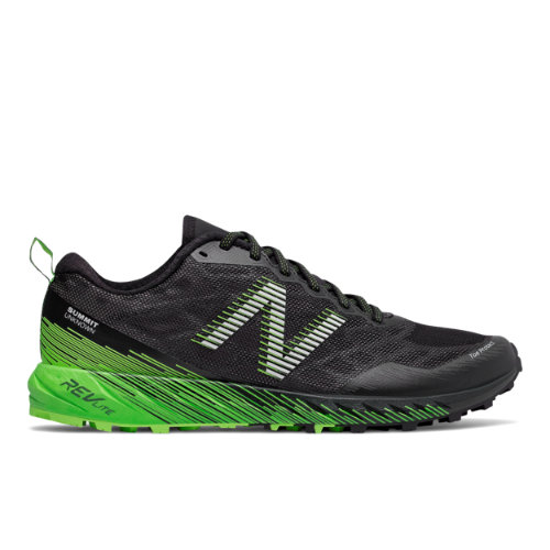 New Balance Summit Unknown Men's Neutral Cushioned Shoes - Black (MTUNKNB)